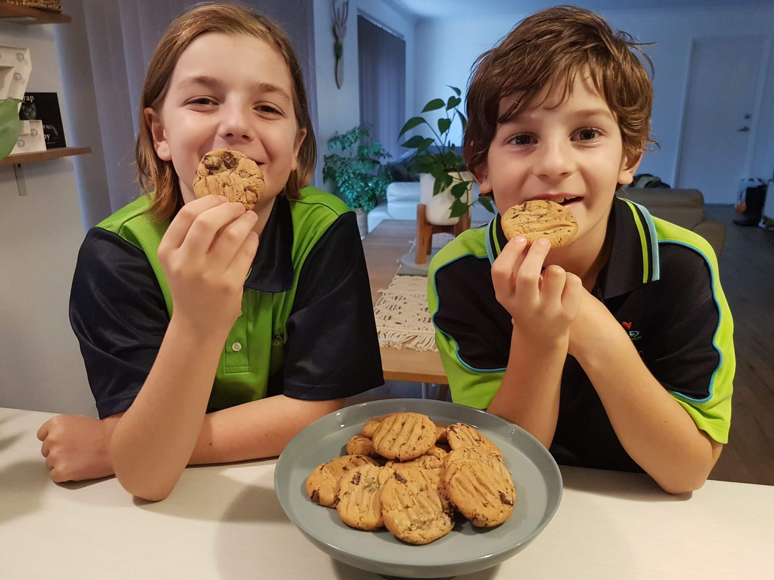 An amazing fundraising idea for schoools! Oakwood Primary School sold more than 2 600 tubs of Billy G's Cookie Dough in 2020!