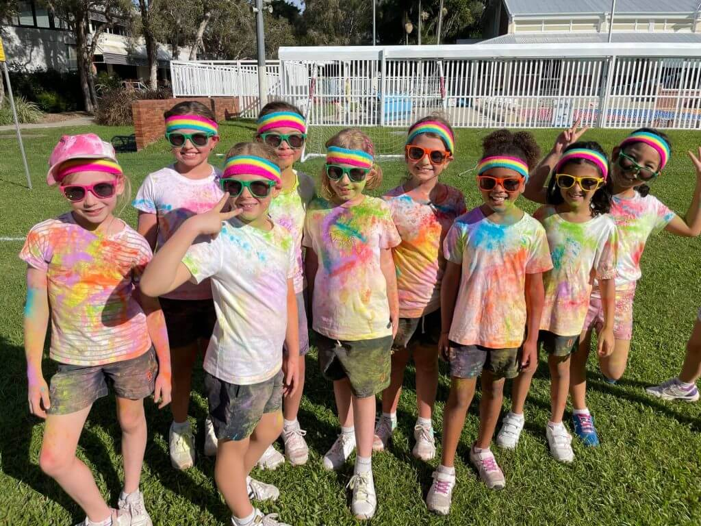 A Go Green Fun Run can be a great way to celebrate World Tree Day!