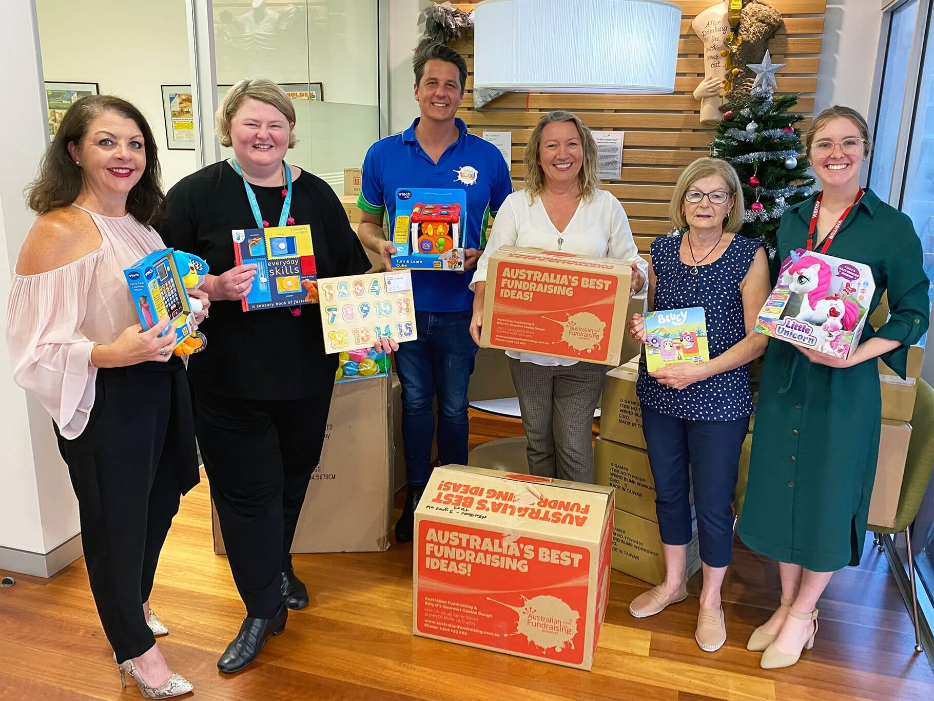 Australian Charity overwhelmed with support from Australian Fundraising.