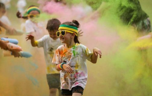 Colour Explosion School Fun Run – What is it?