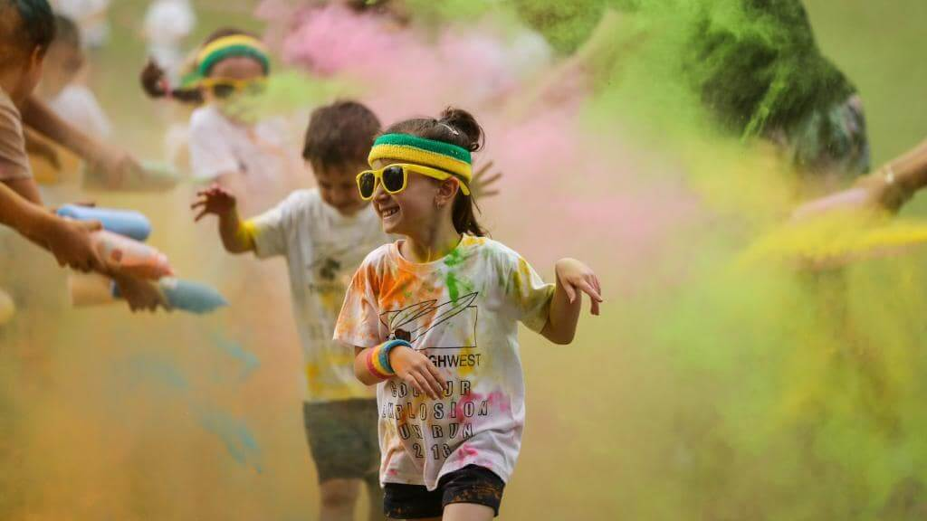 Colour Explosion School Fun Run – What is it? featured image