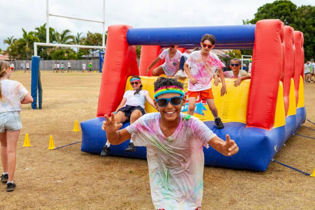 Give kids the slime of their life with our Slime Spectacular Fun Run!