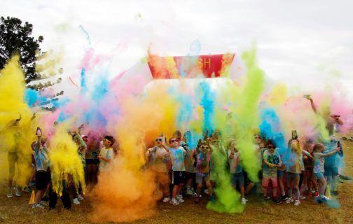 Crazy Colour Day