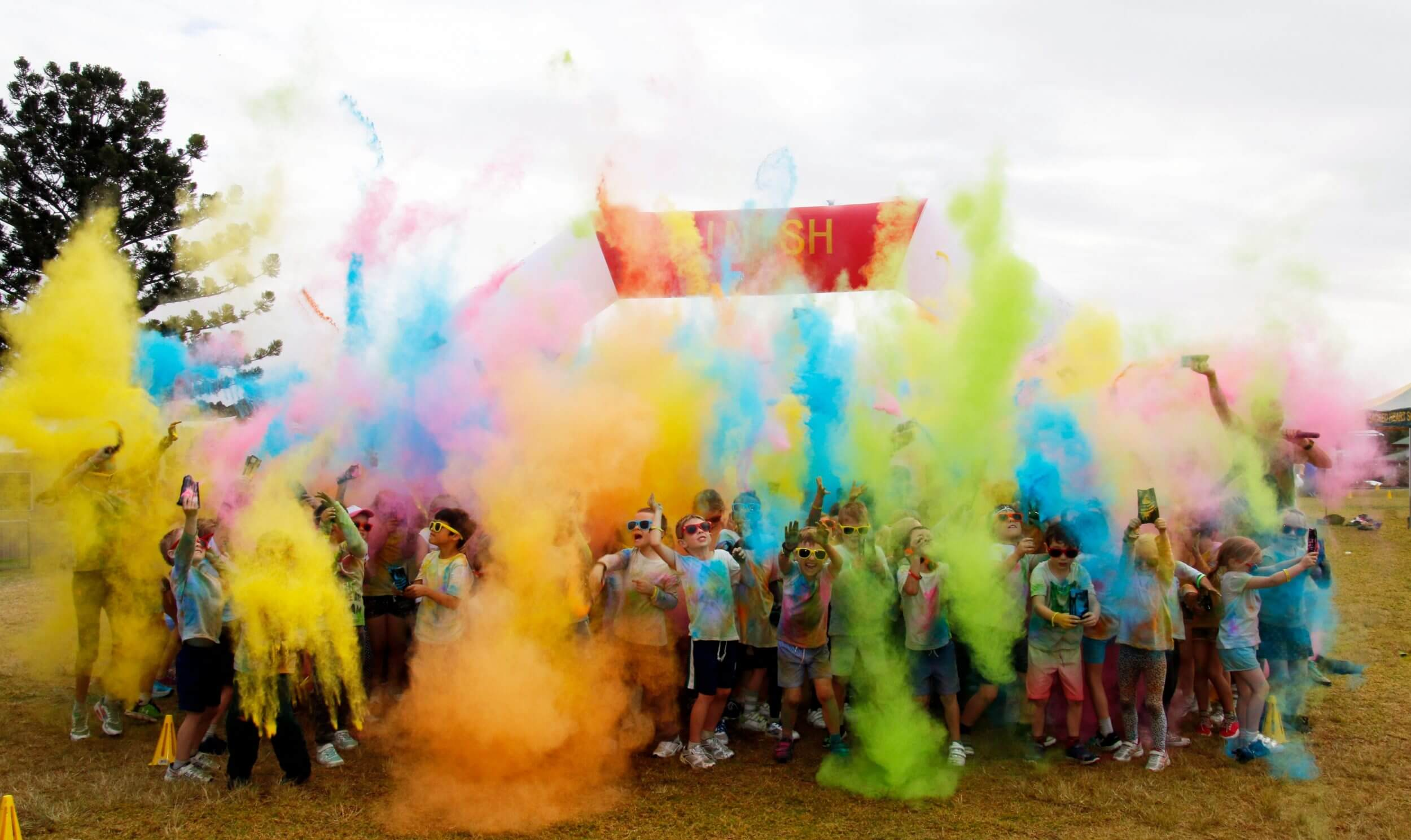 Crazy Colour Day featured image