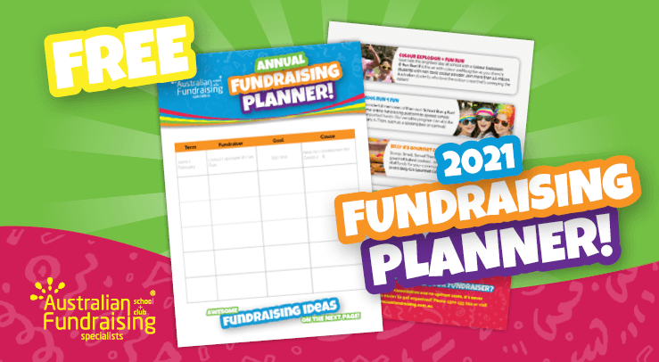 Download your free fundraising planner!