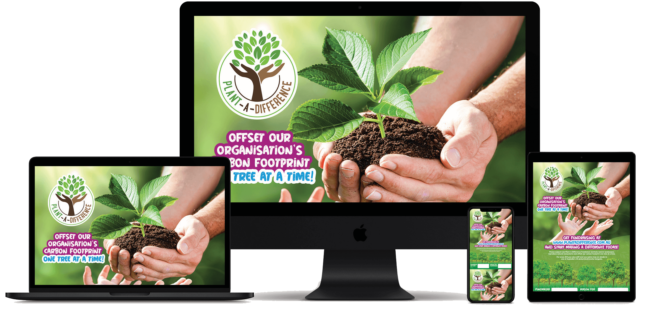 Online Planting across multiple devices