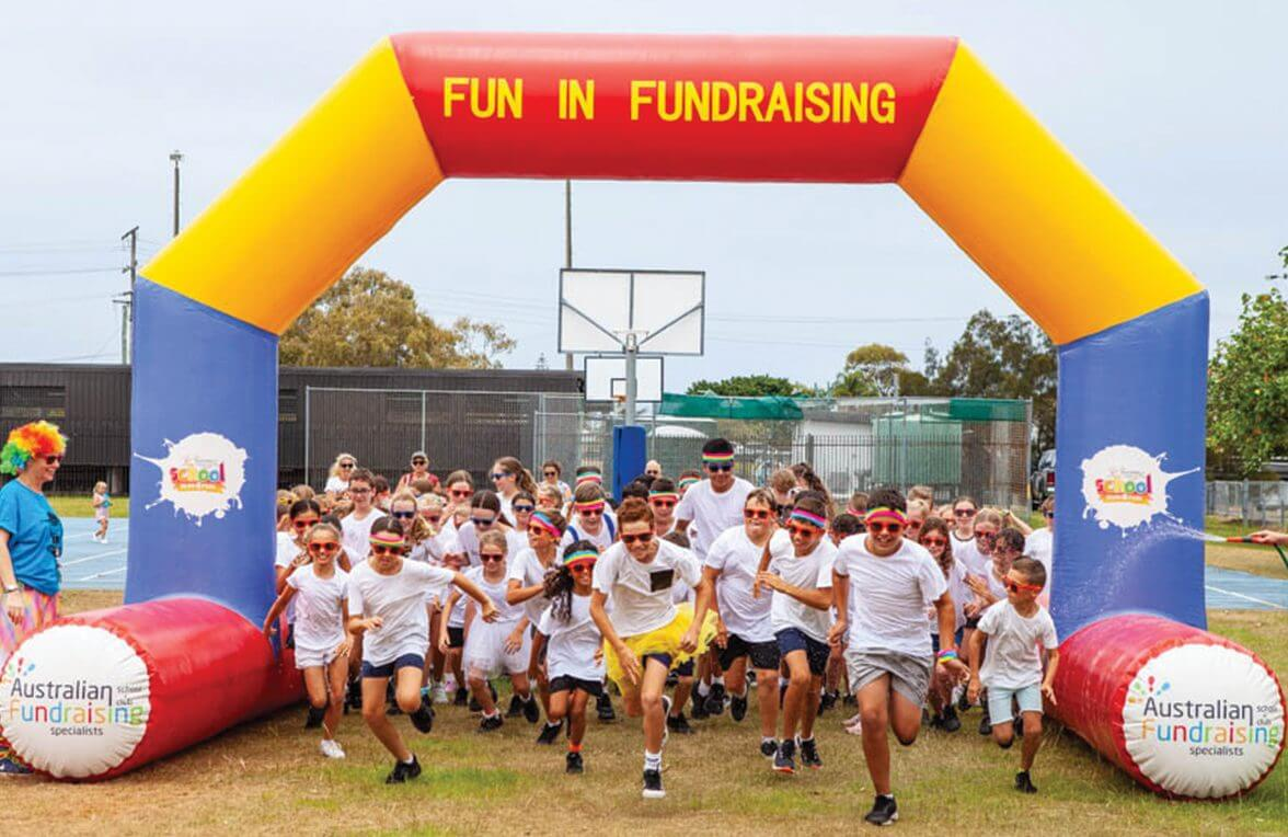 Get more from your school fun run by offering great incentives to students who fundraise.