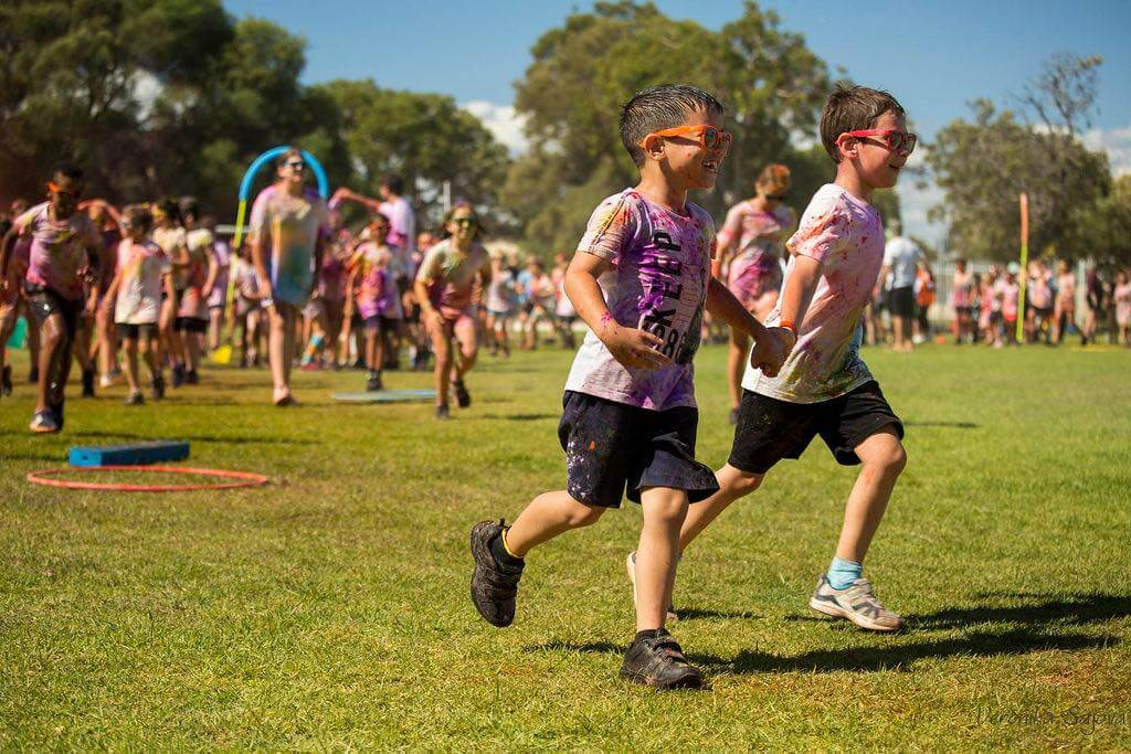 Buddy up for the Alannah & Madeline Foundation