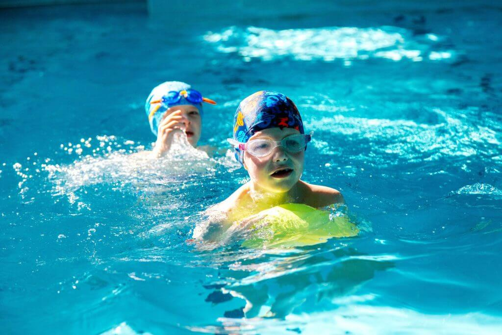 Perfect for summer months, a Swim-A-Thon is a great fundraiser!