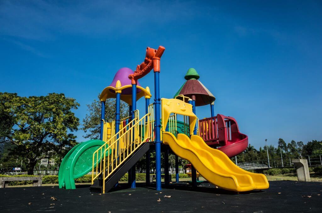 Playgrounds are a popular reason why schools fundraise